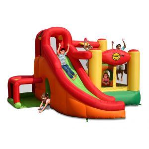 Simba Toys Aire de jeux gonflable 11 en 1