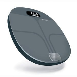 Terraillon Web Coach Style (CS51338GA) - Pèse-personne connecté avec fonction impédancemètre