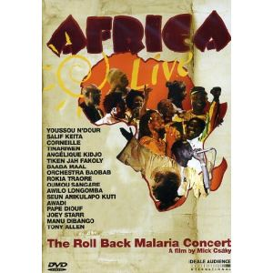 Africa live : The Roll Back Malaria Concert