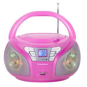 Audiosonic CD-1560 - Radio portable stéréo