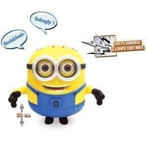 Mondo Figurine parlante Minion Jerry - Moi, moche et méchant 2