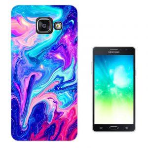 Sm-A320f - Coque de protection en silicone pour Samsung Galaxy A3 (2017)