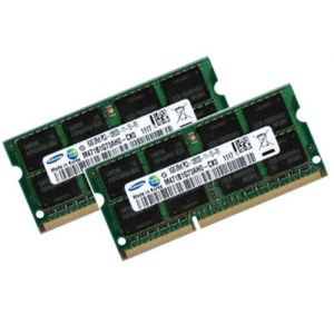 Samsung M471B1G73BH0-CK0 x2 - Barrettes mémoire 2 x 8 Go DDR3 1600 MHz pour Apple iMac MacBook Pro mac mini 2011 2012