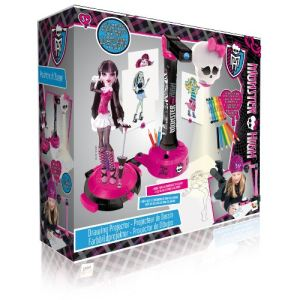 Image de IMC Toys Projecteur à dessins Monster High