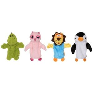 Legler 4214 - 4 marionnettes Amis