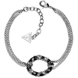 Guess UBB21584 - Bracelet pour femme en métal argenté