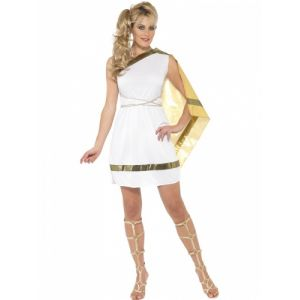 Déguisement déesse romaine femme