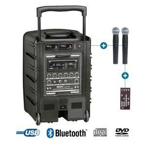 Power Acoustics BE 9610 ABS - Enceinte de sono portable