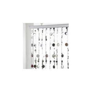 Rideau de porte Perles Plates