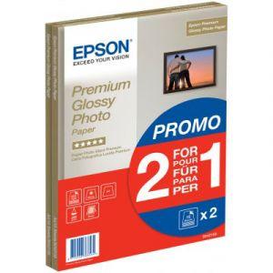 Epson 30 feuilles de papier photo Premium Glossy 255g/m² (A4)
