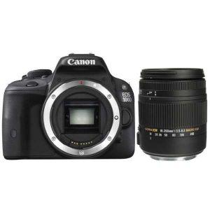 Canon EOS 100D (avec objectif Sigma 18-250mm)