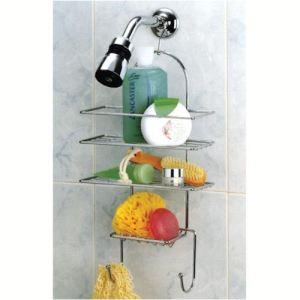 Rayen Serviteur de douche avec porte accessoires