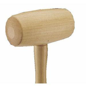 Mob 0368500201 - Maillet en bois naturel D50