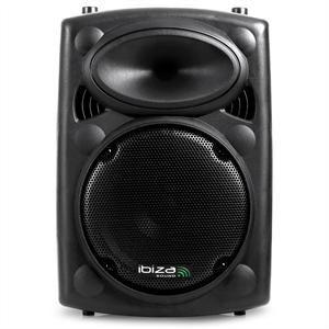 Ibiza Sound PORT8VHF-BT - Système de sonorisation portable