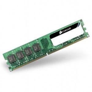 Corsair CMV4GX3M1A1333C9 - Barrette mémoire Value Select 4 Go DDR3 1333 MHz CL9 240 broches