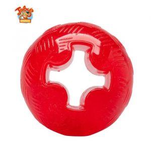Joby's Balle super dure M - Jouet en caoutchouc Ø 6,3cm pour chien