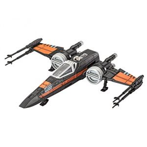 Revell 06750 - Poe's X-Wing Fighter Star Wars 18 pièces
