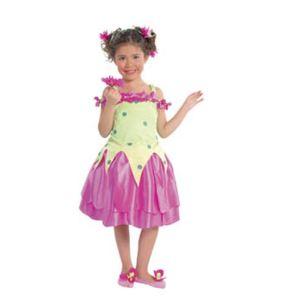 Festiveo Déguisement Princesse Fleur