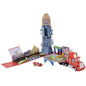 Mattel Super camion Mack + 1 véhicule