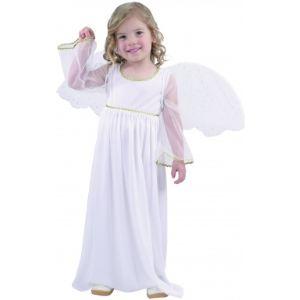 Déguisement ange blanc fille (de 1 à 4 ans)
