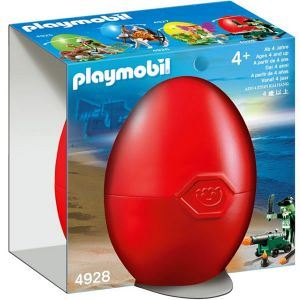 Playmobil 4928 - Pirate Fantôme avec canon