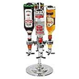 La Chaise Longue Distributeur alcool 4 bouteilles