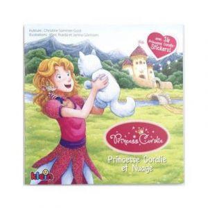 Klein Livre princesse Coralie et son chaton nuage