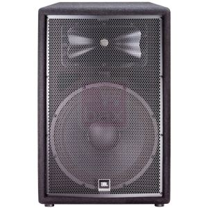 JBL JRX215 - Enceinte de sono Full Range