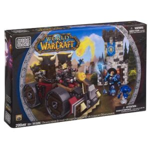 Mega Bloks 91026U - World Of Warcraft : Attaque du démolisseur