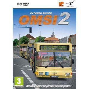 OMSI 2 - Omnibus Simulator sur PC