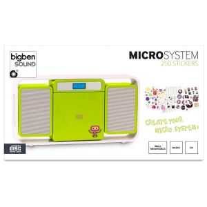 Bigben Interactive MCD10 - Micro-chaîne stéréo