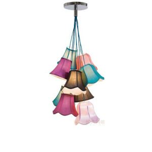 Kare Design Lustre Saloon multicolore