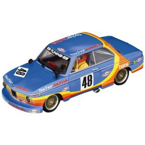 Carrera Toys 30610 - BMW 2002 Touringcar n°48 pour Digital 132