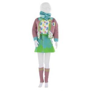 Roos Productions Fabrication habit Poupée Mannequin et Barbie - Candy Numbers