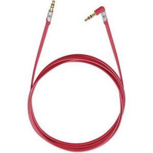 Oehlbach Jack audio Câble de raccordement [1x Jack mâle 3.5 mm - 1x Jack mâle 3.5 mm]