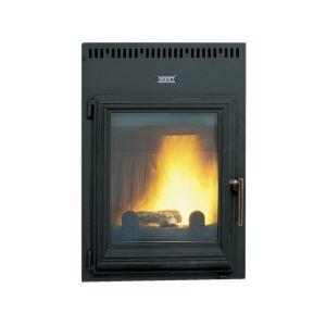 Godin 364111 - Insert à bois 15 kw (Porte et vitre plates)