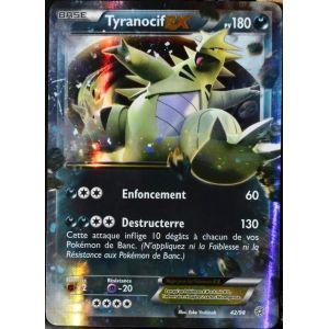 Asmodée Tyranocif Ex - Carte Pokémon 42/98 Ultra Rare Xy07