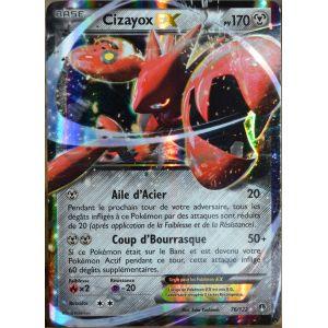 Asmodée Cizayox Ex - Carte Pokémon XY Rupture Turbo
