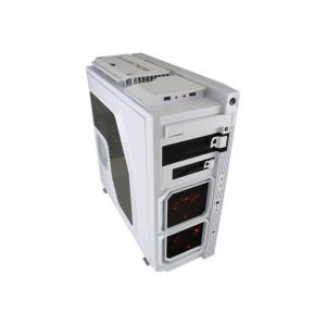 LC-Power Gaming 930W Alliance - Boîtier Moyen tour sans alimentation