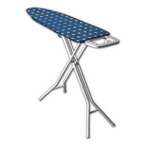 Proline IB113 - Table de repassage en métal 110 x 33 cm avec repose fer fixe