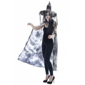 Ptit Clown RE10282 - Costume adulte sorcière