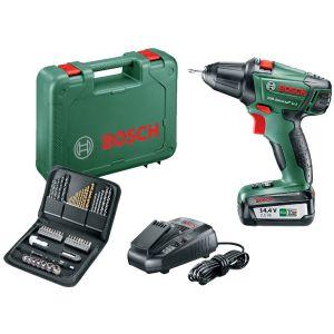 Bosch PSR-LI-2 - Perceuse visseuse 14.4V + 51 accessoires