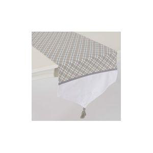 Amadeus Charmant - Chemin de table 100% coton (45 x 150 cm)