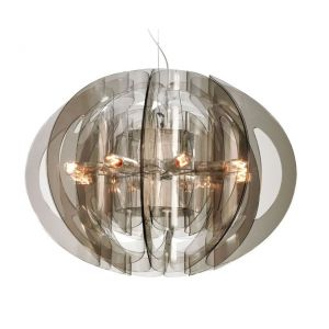 Slamp Atlante - Suspension en cristalflex