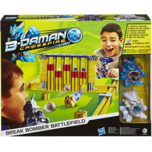 Hasbro B-Daman Break Bomber Battlefield - Set de jeu