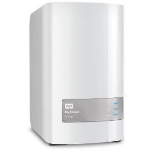 Western Digital WDBZVM0120JWT - Serveur NAS My Cloud Mirror 2 baies 12 To Gigabit Ethernet