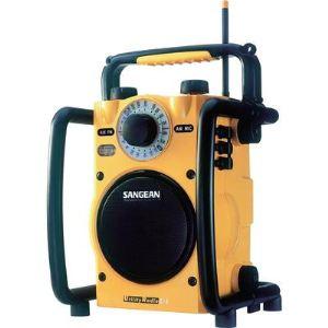 Sangean U1 - Radio de chantier ultra robuste
