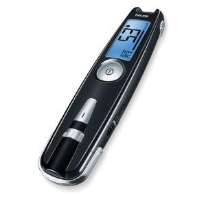 Beurer GL50 - Lecteur de glycémie sanguine 3 en 1