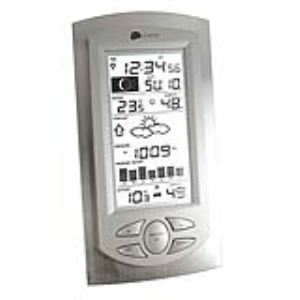 La crosse technology ws9032 it s station m t o for Station meteo temperature interieure et exterieure
