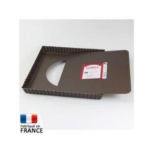 Gobel Moule à tarte carré 23 cm